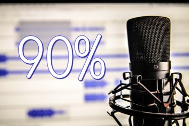 カラオケで90%以上音程を合わせるコツ!意外と簡単な音程術!